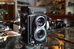 Rolleiflex T w/ Tessar 75mm f/3.5