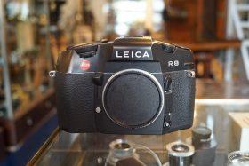 Leica R8 black body