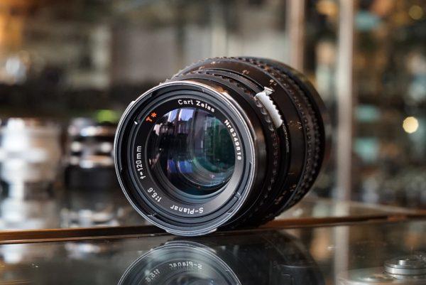 Hasselblad Zeiss S-Planar 120mm f/5.6 T* C