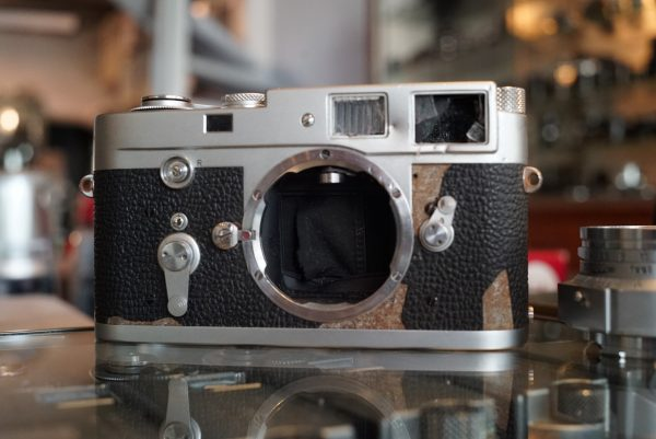Leica M2 kit with Summaron 3.5 / 35mm. Faulty
