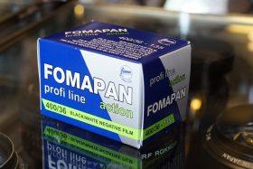 1x Foma Fomapan 400 Active 135 / 36 film