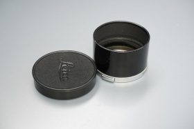 Leica Leitz lens hood for Elmar 2.8 / 50mm and 3.5/50mm, with cap