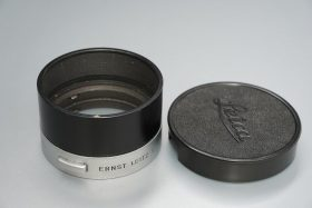 Leica Leitz ITOOY lens hood for Elmar 2.8 / 50mm and 3.5/50mm, with cap