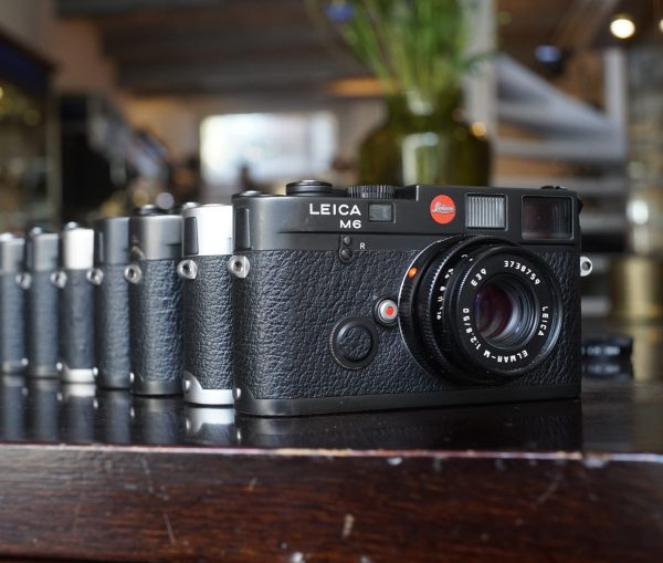 Leica M6 cameras