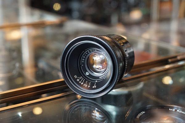 Jupiter-12 35mm f/2.8 LTM