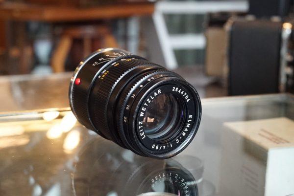 Leica Leitz Elmar-C 90mm f/4 M