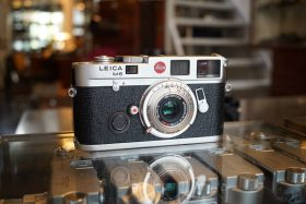 Leica M6 Chrome body