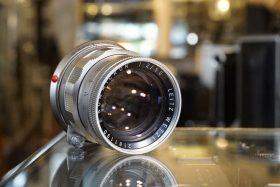 Leica Leitz Summicron 1:2 / 50mm Rigid