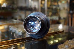 Kinoptik paris Apochromat 1:2 / 75mm, Cameflex mount