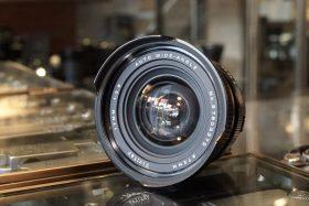 Vivitar 17mm f/3.5 super wide lens for Olympus OM