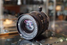 PCS Arsat H 35mm f/2.8 Shift lens for Olympus OM