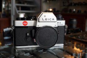 Leica R3 Chrome body