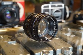Canon TV-16 25mm f/0.78 C mount lens