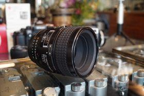 Nikon AF micro Nikkor 60mm f2.8 D