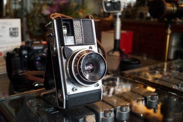 Voskhod w/ T-48 45mm f/2.8 lens