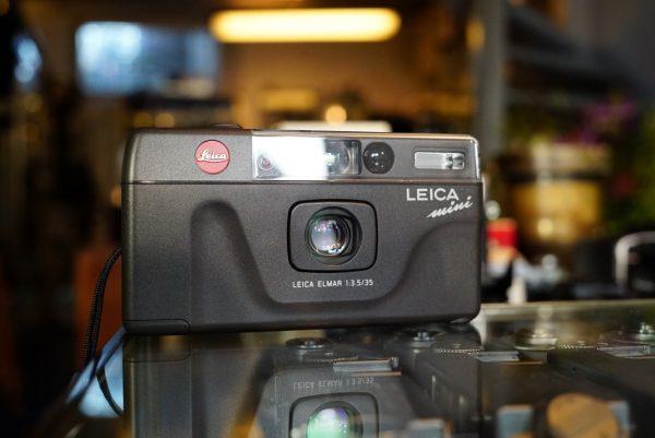 Leica Mini w/ Elmar 35mm f/3.5