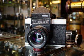 Kiev 60 TTL + WLF + Volna-3 80mm f/2.8