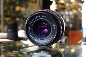 Carl Zeiss Jena Flektogon 35mm f/2.4 MC CF M42