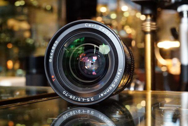 Contax Zeiss Vario-Sonnar 28-70mm f/3.5-4.5 C/Y MM
