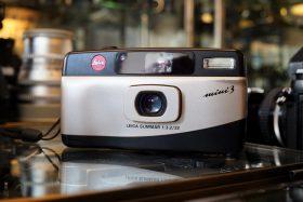 Leica Mini 3 w/ Summar 32mm f/3.2