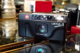 Leica Mini II w/ Elmar 35mm f/3.5