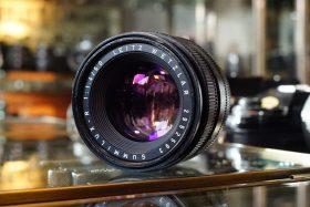 Leica Summilux-R 50mm f/1.4 3cam