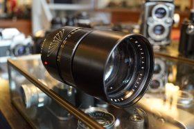 Leica Leitz Elmarit-R 180mm f/2.8 3cam lens