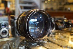 Polaris 135mm f/1.8 M42 lens