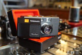 Rolleimatic w/ Rolleinar 38mm f/2.8 HFT