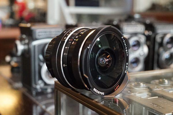 Rollei Carl Zeiss F-Distagon 16mm f/2.8 HFT QBM