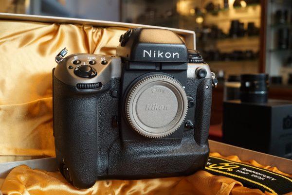 Nikon F5 50th Anniversary Model 1948-98 Boxed
