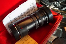 Angenieux 45-90mm f/2.8 for Leica R 3cam in case