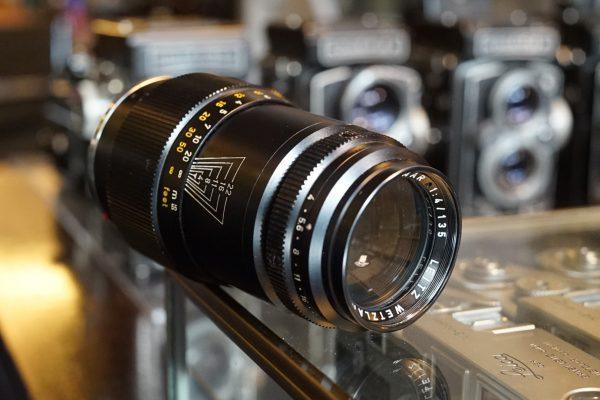 Leica Tele-Elmar 135mm f/4 M