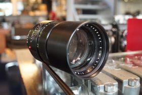 Leica Leitz Elmarit-R 180mm f/2.8 3cam Boxed