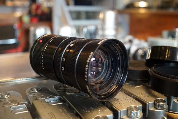 Angenieux 45-90mm f/2.8 Leicaflex 2cam
