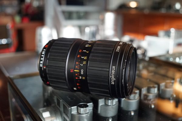 Angenieux 35-70mm f/2.5-3.3 for Leica R 3cam
