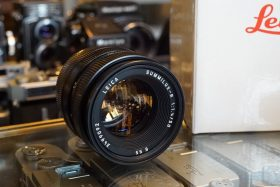 Leica Summilux-R 50mm f/1.4 R-only boxed
