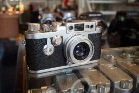 Leica IIIG + Leitz Elmar 5cm f/2.8