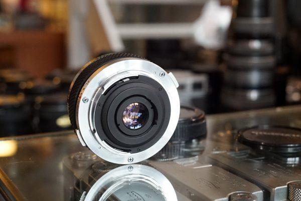 Olympus OM G.Zuiko 35mm f/2.8