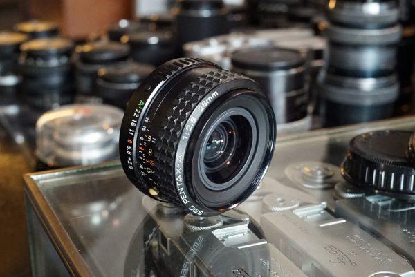 SMC Pentax-A 28mm f/2.8 PK