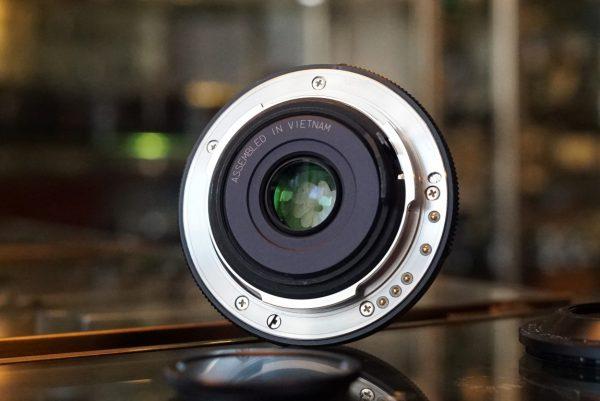 Pentax SMC DA 40mm f/2.8 Limited