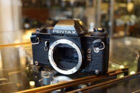Pentax LX camera body, faulty