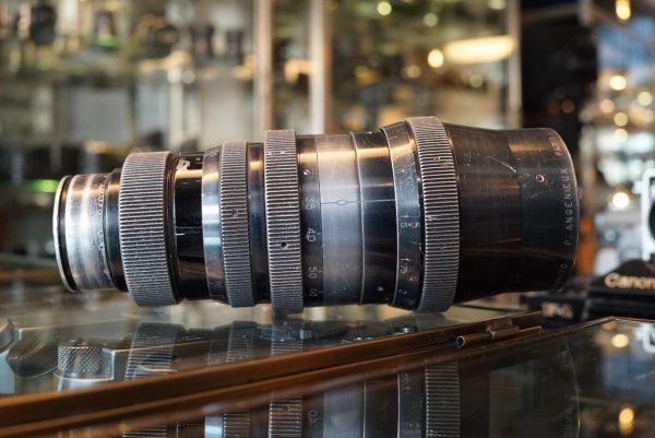 Angenieux 35-140mm 1:3.5 zoom, Type LA2, Arri std