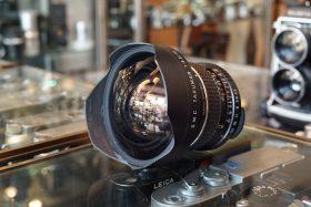 Pentax SMC Takumar 1:3.5 / 15mm M42
