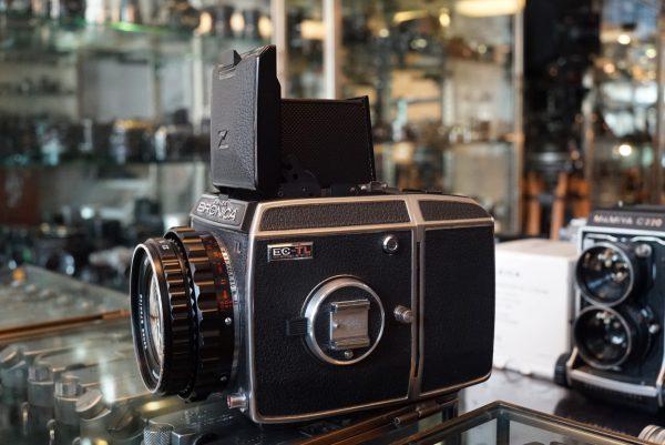 Zenza Bronica EC-TL kit with Zenzanon 1:4 / 40mm lens