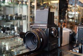 Bronica SQ kit + Zenzanon-S 2.8 / 80mm