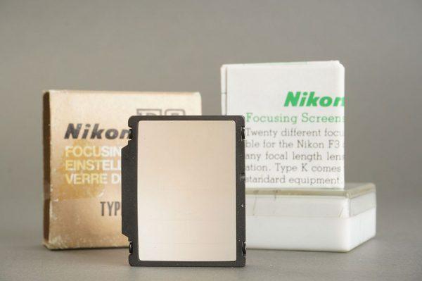 Nikon F3 focusing screen type E, Boxed