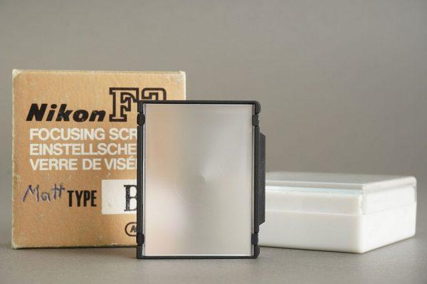 Nikon F3 focusing screen B, in box