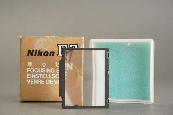 Nikon F3 focusing screen M, Boxed