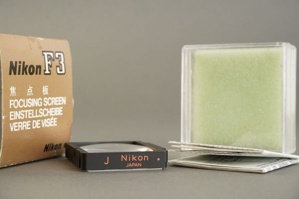 Nikon F3 focusing screen J, in box